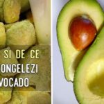 Cum si de ce sa congelezi avocado