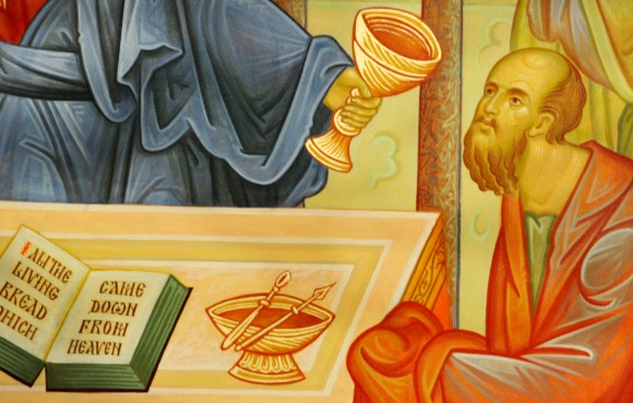 Impartasirea cu Dumnezeiestile lui Hristos Taine