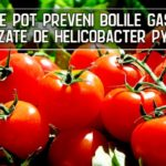 Rosiile pot preveni bolile gastrice cauzate de Helicobacter pylori