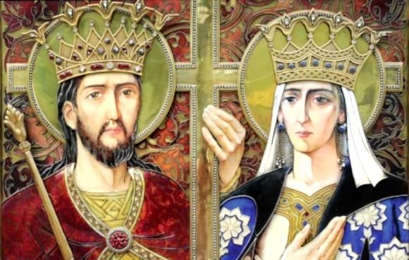 Rugaciune catre Sfintii Imparati Constantin si Elena