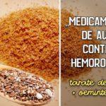 """""""Medicamentul de aur"""" contra hemoroizilor"""