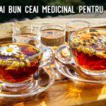 Cel mai bun ceai medicinal pentru dormit