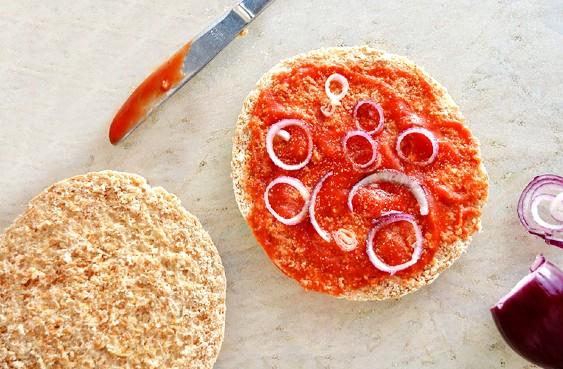 Paine nedospita pentru pizza
