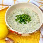 3 salate de legume cu iaurt