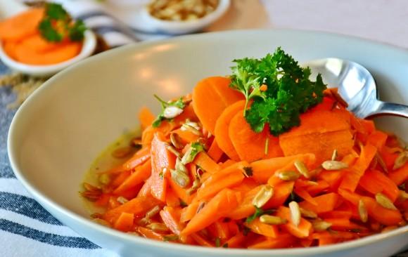 Dieta de slabit cu morcov