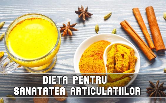 Dieta pentru sanatatea articulatiilor