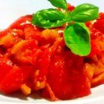 Salata de gogosari cu otet si miere