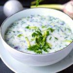 Dovga - supa de iaurt turceasca