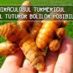 Miraculosul turmericul – leacul tuturor bolilor posibile?