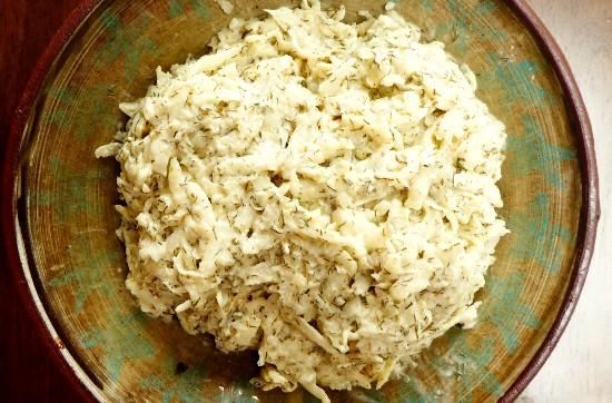 Salata de telina - retete