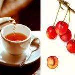 Slabesti rapid cu ceai de codite de cirese sau visine