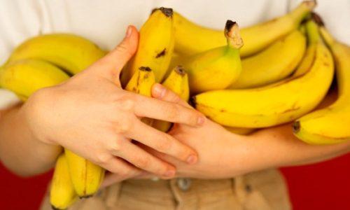 Bananele - sursa de energie pentru toate varstele