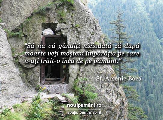 Sfaturi de la Părintele Arsenie Boca Pentru Omul Modern