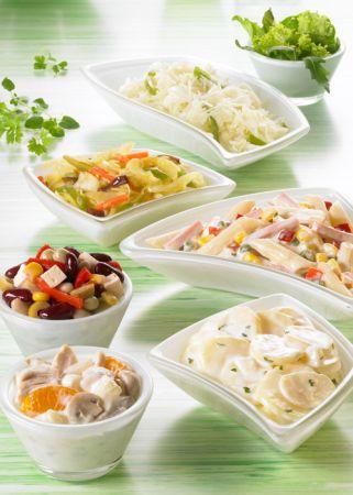 4 Reţete Simple de Salată