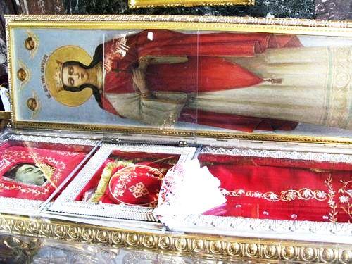 Rugăciunea Către Sfânta Muceniţă Varvara
