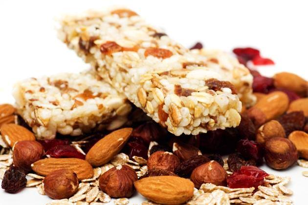 Batoane Cu Seminţe: Post, Nutriţie şi Fitness