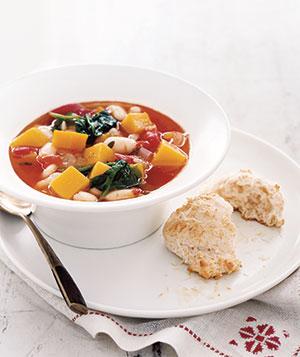 Supă cu linte roşie