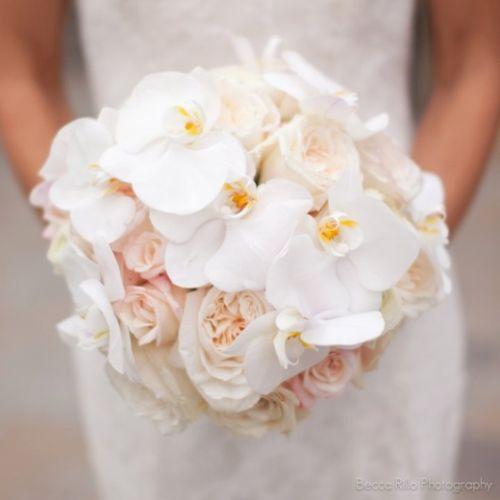 Buchete De Mireasă Cu Orhidee şi Trandafiri Tendinţe 2013 La Taifas