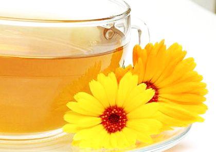 Ceai de Gălbenele: Beneficii Pentru Femei