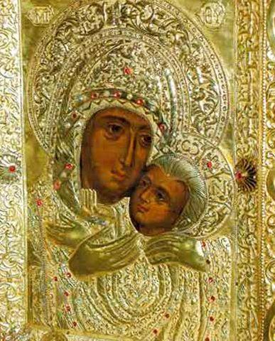 Icoane Făcătoare de Minuni în România ale Maicii Domnului