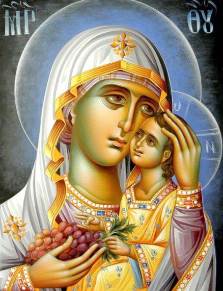 Cele Mai Frumoase Icoane cu Maicia Domnului: Denumiri şi Simboluri