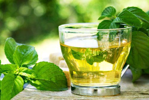 ceai de menta constipatie diaree