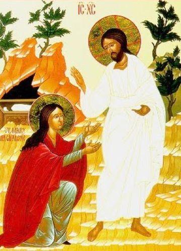 Iisus Se Arată Mariei Magdalena