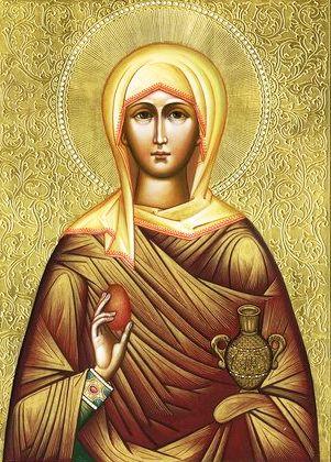 Sfânta Mironosiţă Maria Magdalena