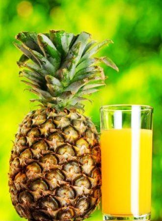 Suc de Ananas tratamente naturiste
