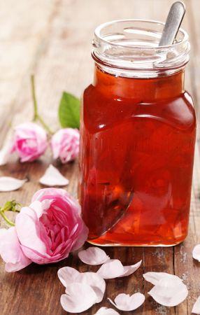 Sirop de Trandafiri de Casă