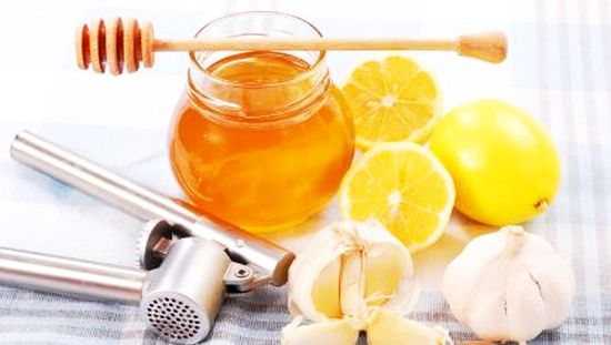 Usturoi cu miere