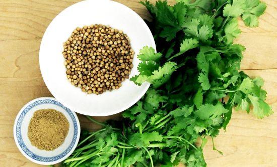 Ceai de Coriandru