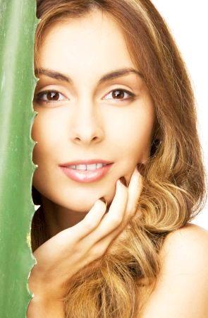 Tratament cu Aloe Vera Pentru Ten
