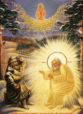 Sfântul Serafim de Sarov - Dobândirea Duhului Sfânt