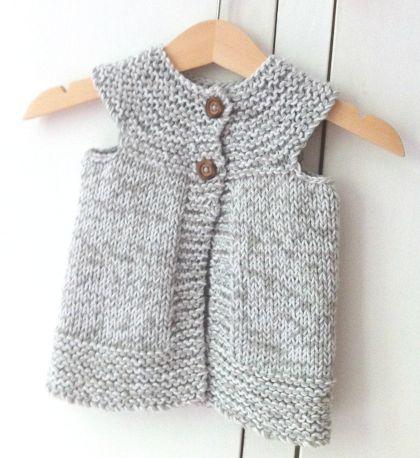 Pardesiu tricotat (pentru copii). Partea 1. Youtube.