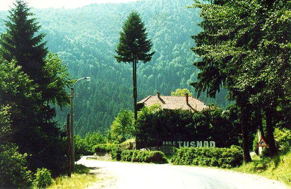 Băile Tușnad - Lacul Sfânta Ana