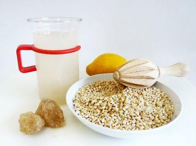Apa de Orz - O Licoare Magică Pentru Infecții, Colesterol, Constipație și Slăbit