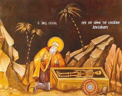 Sfântul Sisoe cel Mare