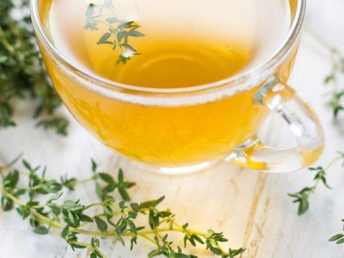ceai de cimbru pentru slabit