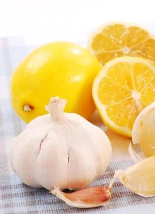 Elixir cu Lămâie și Usturoi