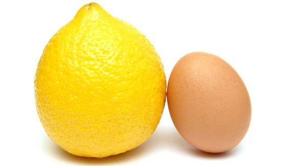 Ou și Lămâie - Lipsă de Calciu