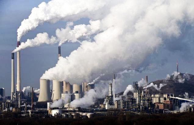 Poluarea Atmosferică  și Cancerul