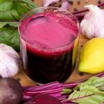 Detoxifierea ficatului cu sucuri de legume