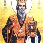 Sfântul Iosif cel Nou de la Partoș