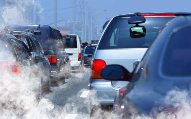 Poluarea din Orașe