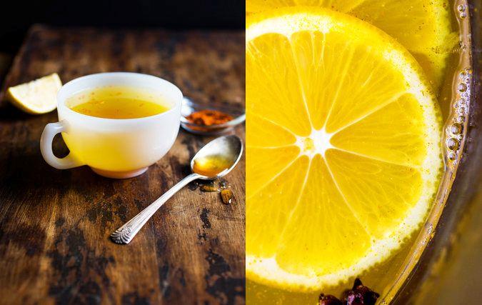 Ceai de Turmeric