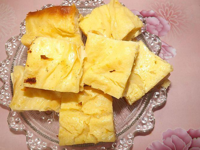 Plăcintă cu Iaurt Rețetă