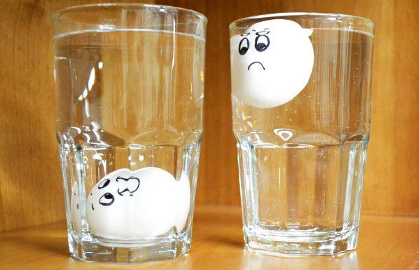 Testul Ouălor
