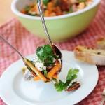 Salată Bogată în Magneziu