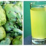 Ceai de Anghinare Colesterol